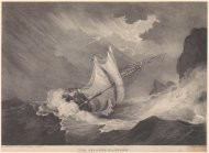 The Ariadne in a Storm (© National Maritime Museum, Image PW8025)